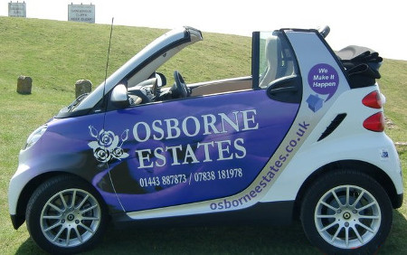 Osborne Estates Car